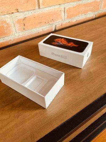 iPhone 6s czarny 16GB pudełko
