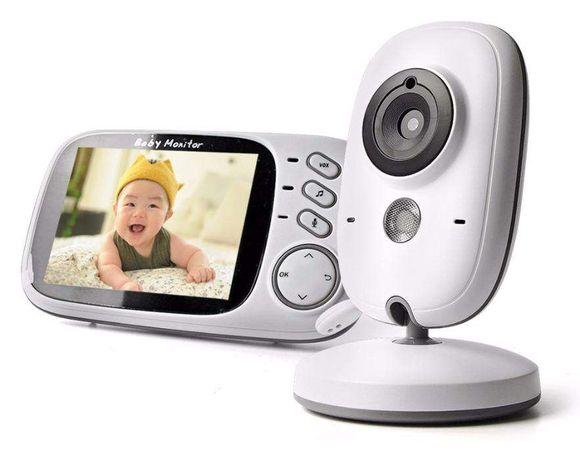 Видеоняня Baby Monitor VB603 наблюдение за детьми радио няня
