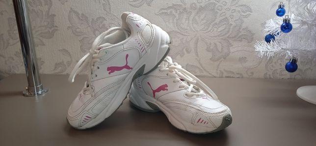 Кроссовки Puma для девочки. ОРИГИНАЛ!!!