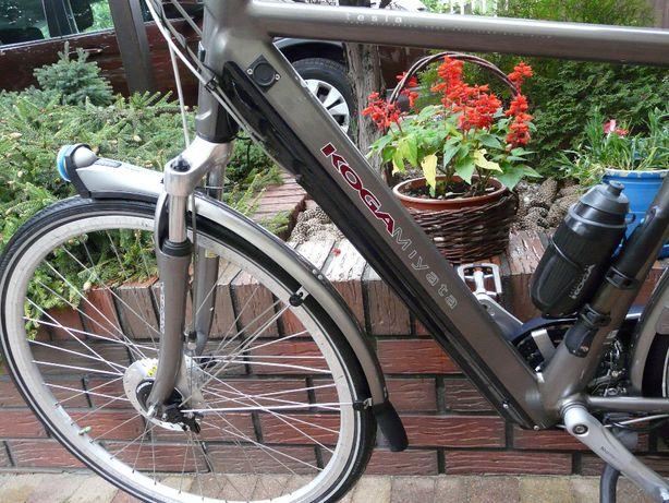 Rower elektryczny KOGA Miyata Tesla - ładny, zadbany, 100% sprawny