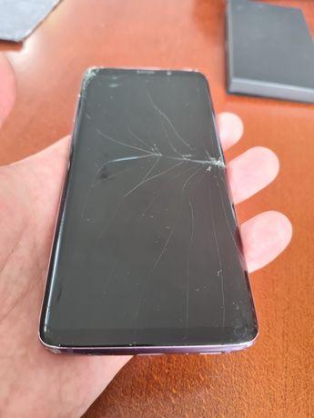 Samsung s9+ zbita szybka