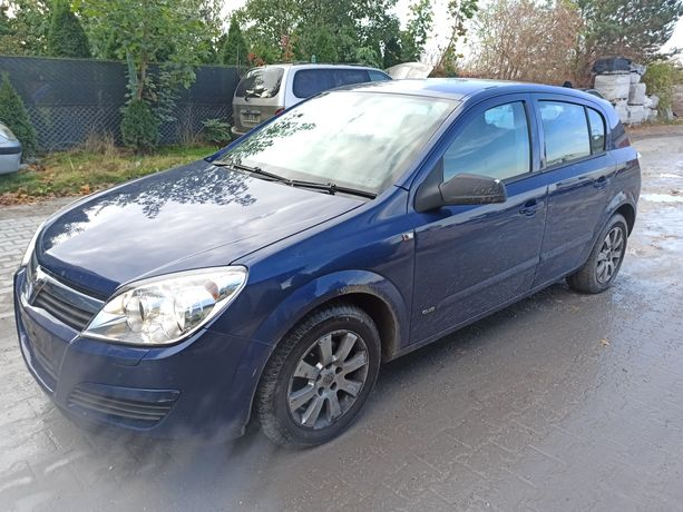 Opel Astra H koła alufelgi z oponami 16 cali stan bdb Wysyłka Kurierem
