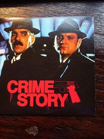 Crime Story na dvd