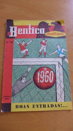 Benfica Ilustrado n° 21 e n° 28