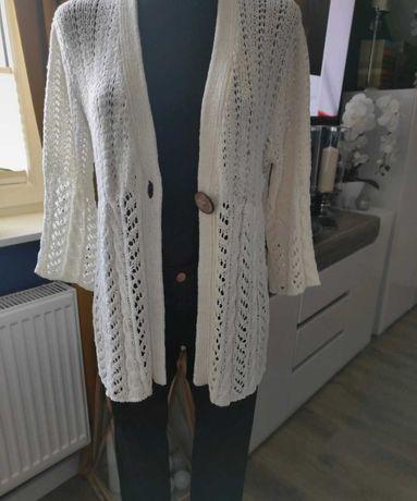 Ażurowy sweterek DUNNES