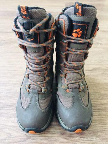 Зимние ботинки сапоги на мальчика 27 р 17 см