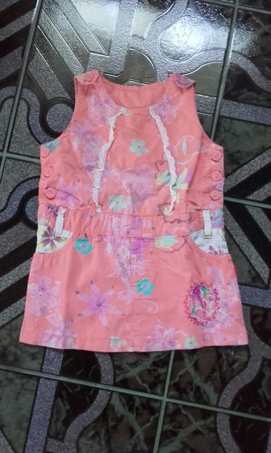 Sukienka dla dziewczynki roz. 92