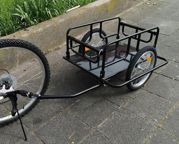 Німецький велопричіп Red Loon 50 кг прицеп для велосипеда велоприцеп