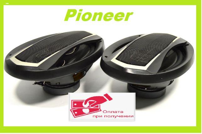 Автомобильные динамики-овалы Pioneer TS-A6993S АкустикаАвто