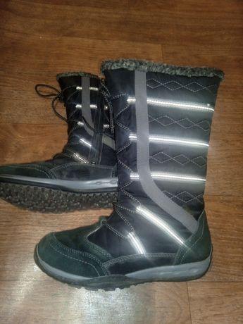 Зимові чобітки для дівчинки SUPERFiT