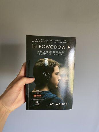 Książka 13 powodów