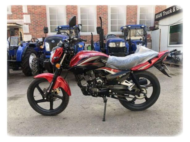 Мотоцикл FORTE (Форте) FT200-TK03 Производится в стране Китай