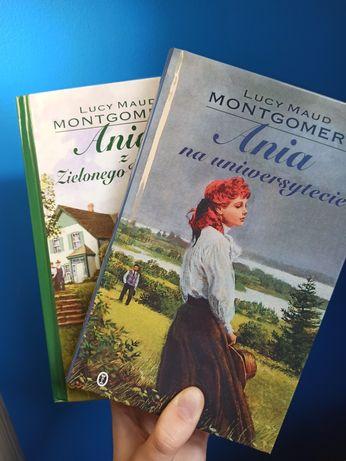 Ania z Zielonego Wzgórza, Ania na Uniwersytecie - Lucy Maud Montgomery