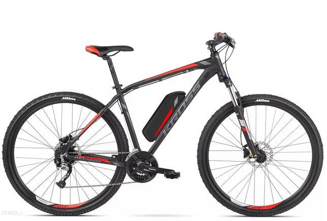 Rower elektryczny HEXAGON boost 522 raty e-bike  L