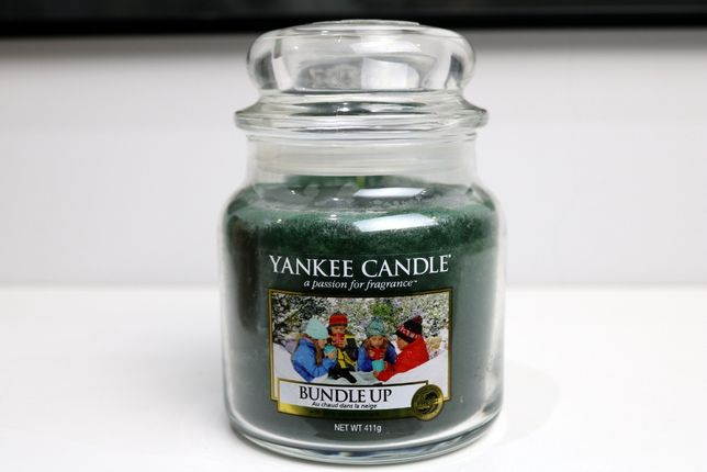 Bundle Up Yankee Candle