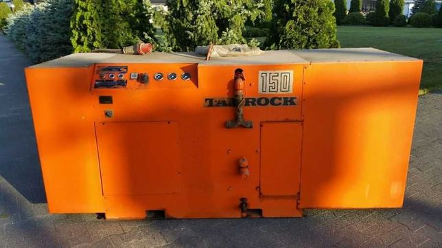 Kompresor sprężarka TAMROCK 150EA ŚRUBOWY 30 kW