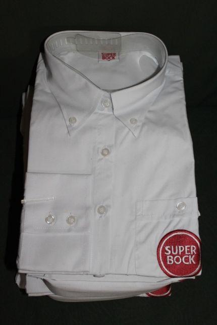 Camisas de Homem Super Bock Novas