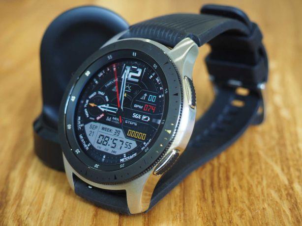 Годинник Samsung Galaxy Watch 46mm ІДЕАЛ!