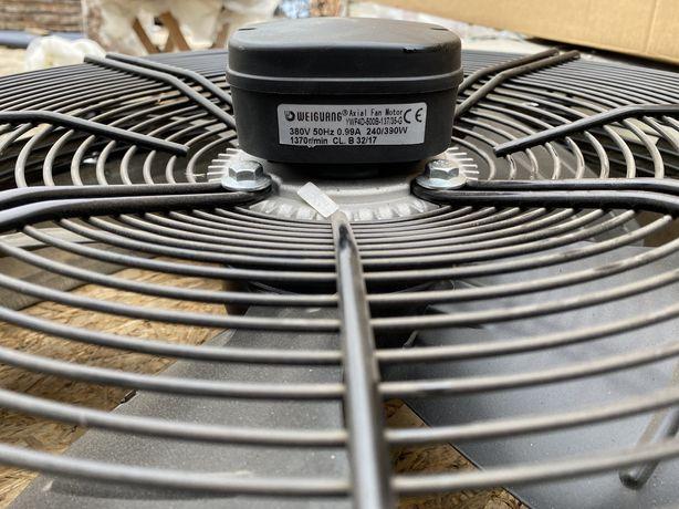 Осевой вентилятор WEIGUANG YWF4D-500B-137/35-G