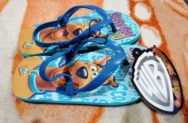 Klapki, japonki r. 27 Scooby Doo