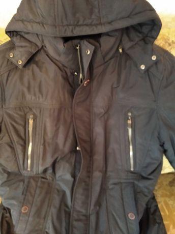 Куртка зимняя мужская р.58-60