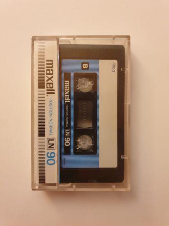 Kaseta magnetofonowa kolekcjonerska Maxell