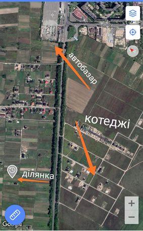 Продам ділянку район Ринкової