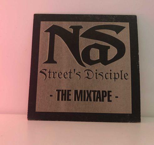 NAS - Street Disciple Mixtape CD - Rap - Hip Hop - Klasyk