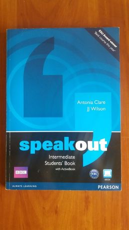 speakout Intermediate Clare Wilson
