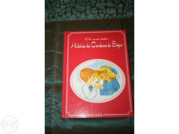 """Livro """" Histórias da Condensa de Ségur """""""