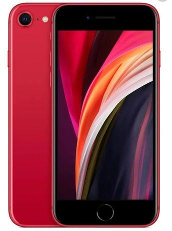 Iphone SE 2020 czerwony 128GB