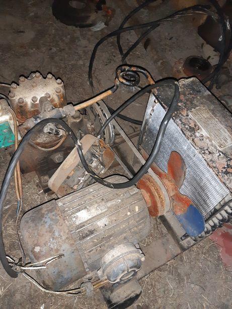 Электродвигатель, електродвигун, мотор 1,5 кВт,1500 об/мин,обертів