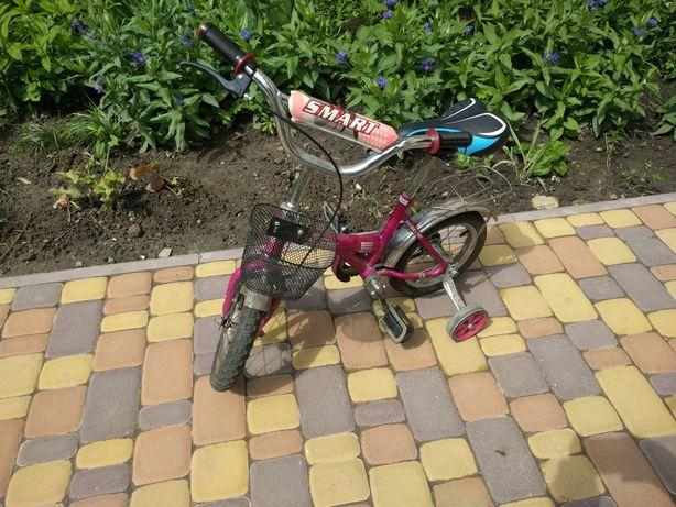 Дитячий велосипед sigma line
