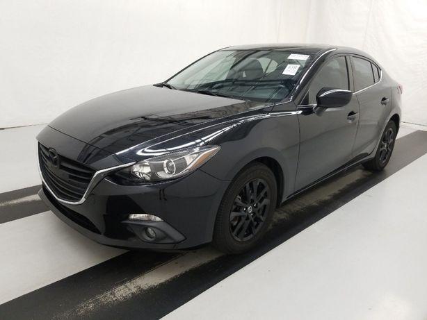 Mazda 3 2014 2015 2016 2017 2018 Решетка Бампер Фара Телевизор мазда 3