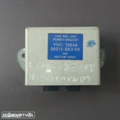 Unidade de controle para janelas elétricas Rover 200-Series - ywc10044 38370sk3e0 - Usado