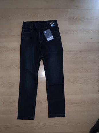 Spodnie Greyman Tactical Jeans Slim Denim Mid Dark Blue M/Regular