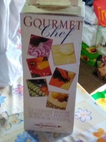 Gourmet Chef novo em caixa