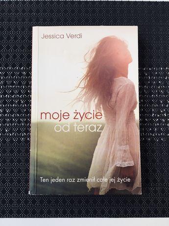 Moje życie od teraz Jessica Verdi