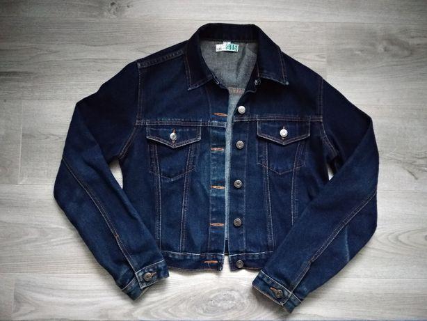 Kurtka jeansowa przecierana New Look XS/S