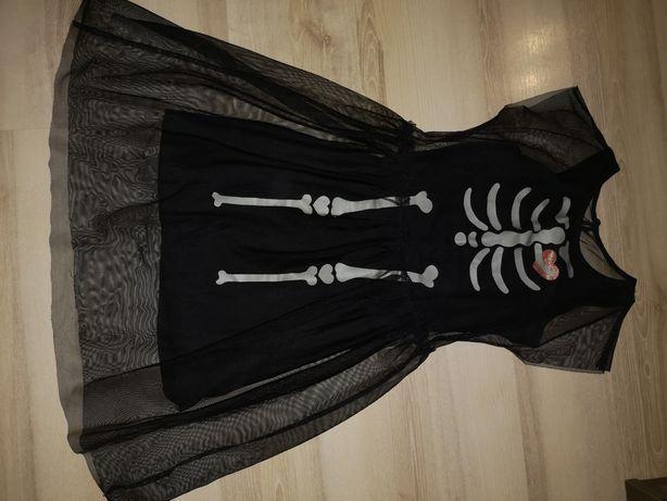 Sukienka, bal karnawałowy, rozm. 128