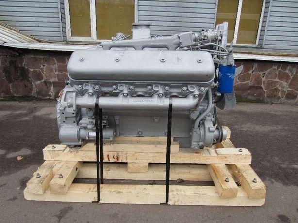 Двигатели ЯМЗ-238М2, а также его модификации и комплектации
