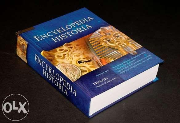 Nowa Encyklopedia HISTORIA Greg Wydanie II poprawione