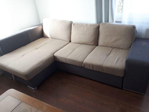 duża kanapa narożna