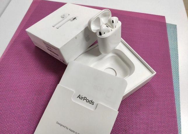 USED USA б/у Аирподс 2 наушники | Беспроводные Airpods 2|на гарантии