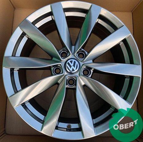 Новые литые диски 5*112 R17 на Skoda Octavia Superb Volkswagen Passat