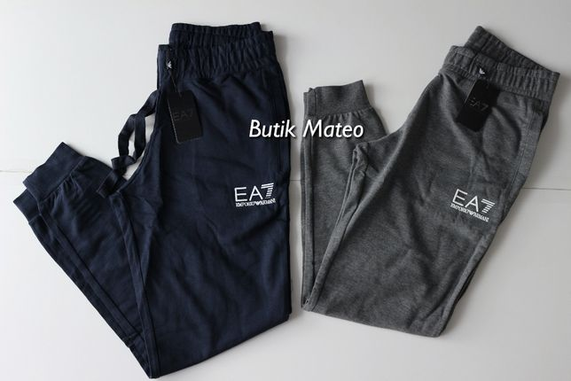 Spodnie Dresowe EA7 Emporio Armani! HIT! Najnowszy Model! S-XXL