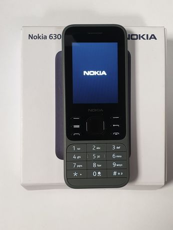 Nokia 6300 4G | Nowa | Dwie Karty sim | Dual Sim