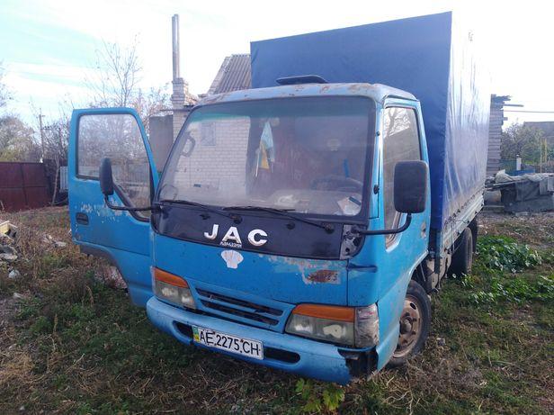 Продам JAC требует ремонт