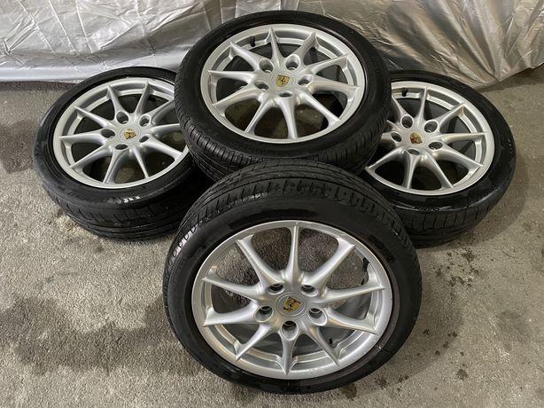 Jantes Porsche 996