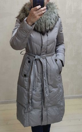 Пуховик женский р.46